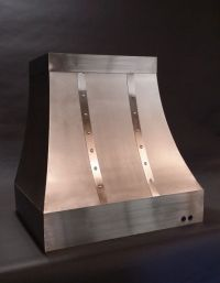 Buy a Hand Made The Cynthia - Stainless Steel Range Hood ...