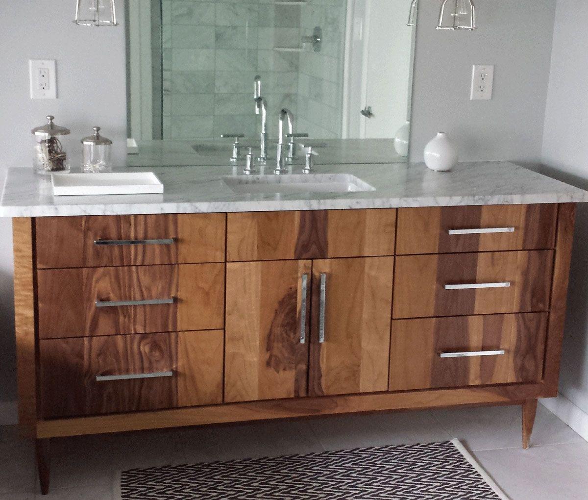 Handmade Custom Bathroom Vanities by Furniture by Phoenix  CustomMadecom