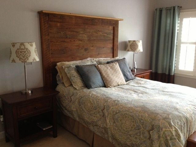 Custom Made Barn Wood Beds By Classy Pickers
