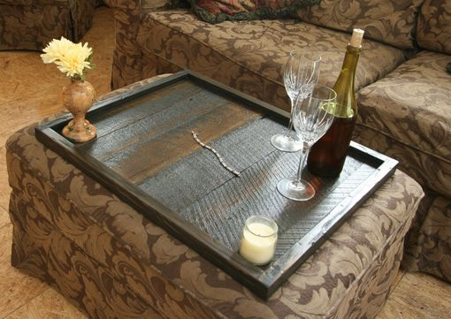 Ottoman And Coffee Table