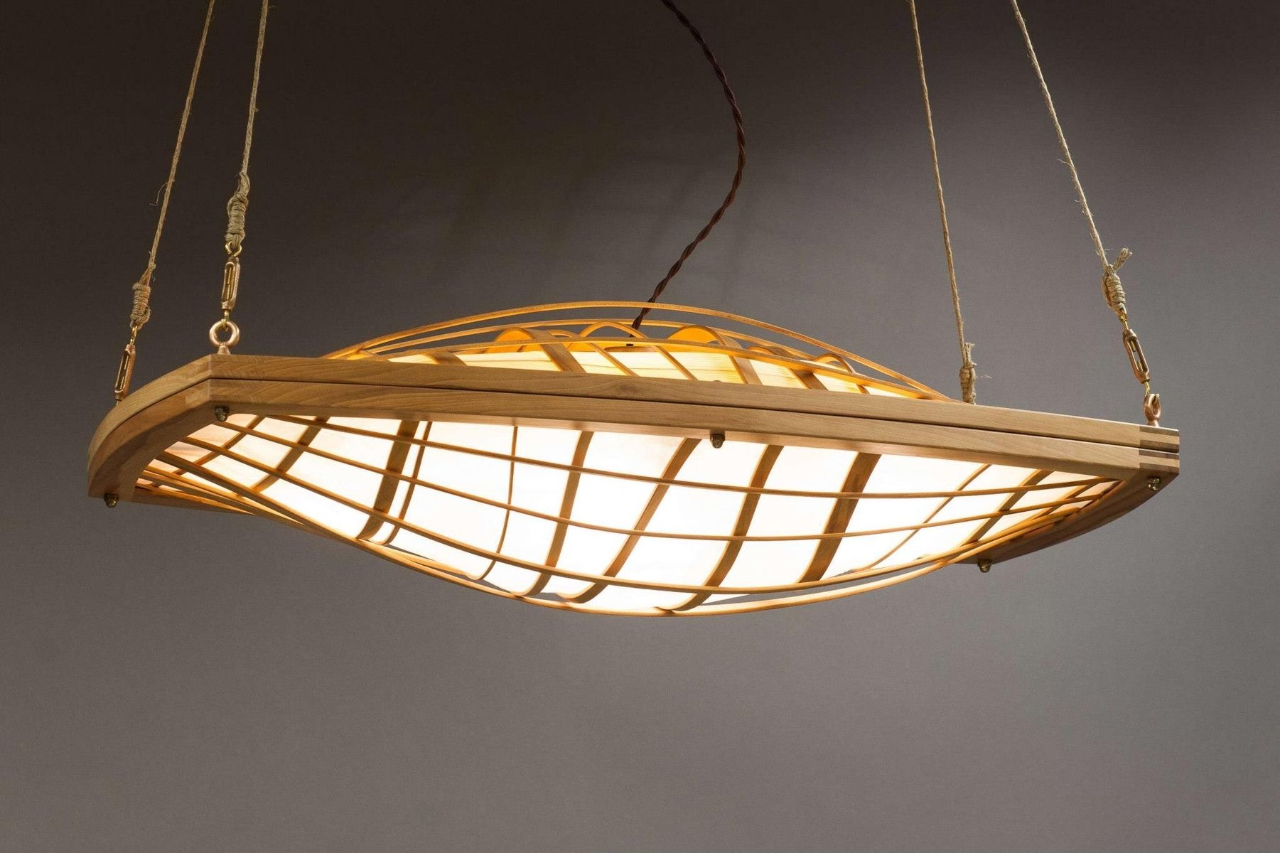 Handmade Lamps By Vorrath Woodworks