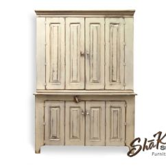 Bi Fold Kitchen Cabinet Doors Create Your Own Hand Made Shabby Cottage Chic Tv With Wrap