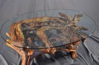 Custom Driftwood Coffee Table by Driftwood Decor ...