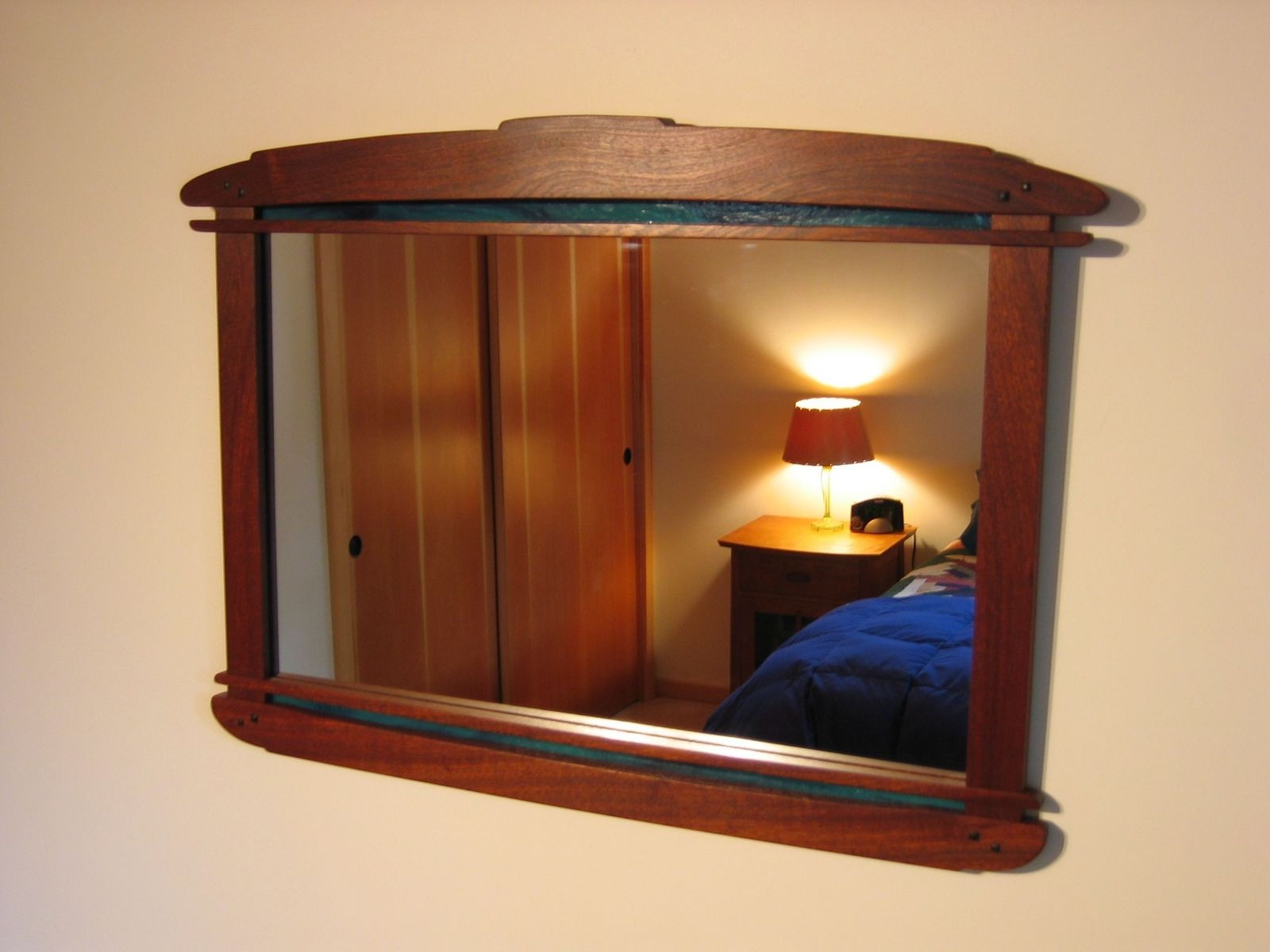 Custom Greene Amp Greene Mirror Frame By Dogwood Design