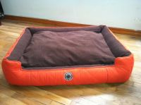 Buy a Hand Crafted Hermes Custom Dog Bed, made to order ...
