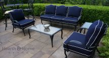 Custom Outdoor Furniture Cushions - Replacement
