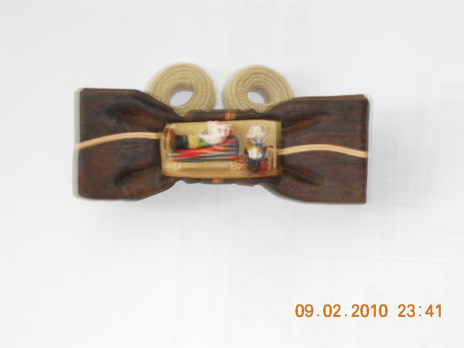 Psychiatrist Chair Hand Made Novelty Bow Tie Psychiatrist In Chair With