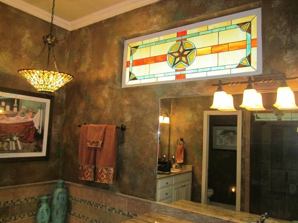 Hand Crafted Texas Themes by Art Glass Ensembles
