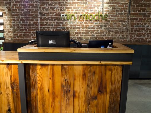 Custom Retail Cash Desk by Steve Wallin  CustomMadecom