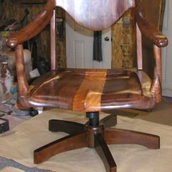 Custom Made Throne Chairs Overstock Com Dining Room Hand Desk Chair By Handmade Kappel