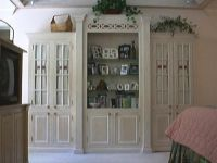 """Custom Made Bookcase With """"Secret"""" Passage by Total ..."""