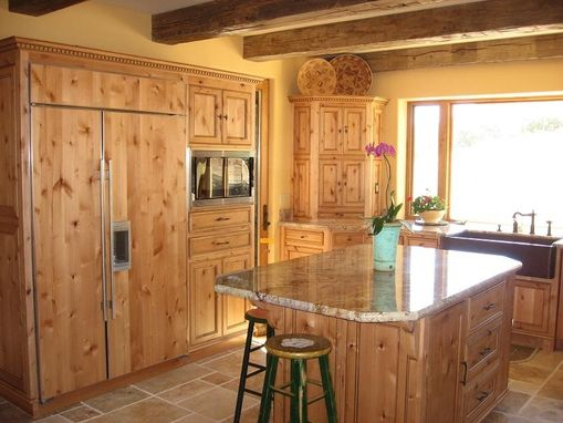 Handmade Ragsdale Old World Kitchen Cabinets By Clean