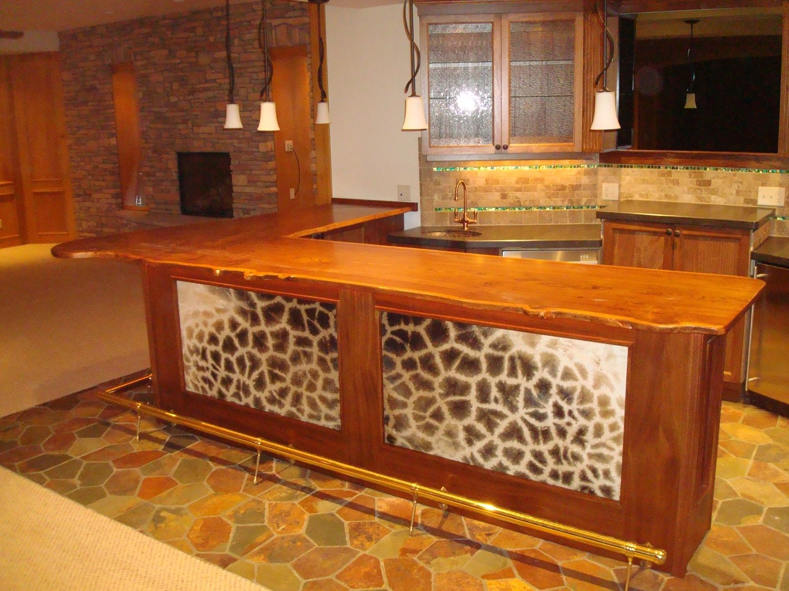 kitchen gifts for mom traditional cabinets hand made residential bar by feldkamp design associates ...