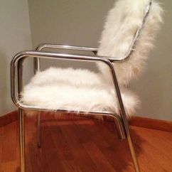 Leather Office Chairs Canada Best Home Chair Custom Made Faux Fur By Remix Design | Custommade.com