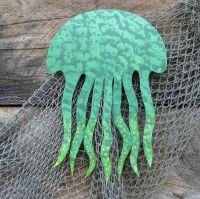 Buy a Handmade Sea Life Wall Art Sculpture - Jellyfish ...
