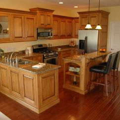 Cheapest Place To Buy Kitchen Cabinets Aid Toaster Oven Hand Crafted Glazed Maple By Custom Corners Llc