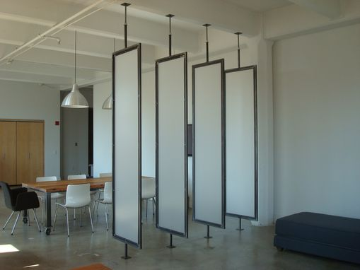 modern black living room french country wall colors handmade louver dividers by lightfootworks ...