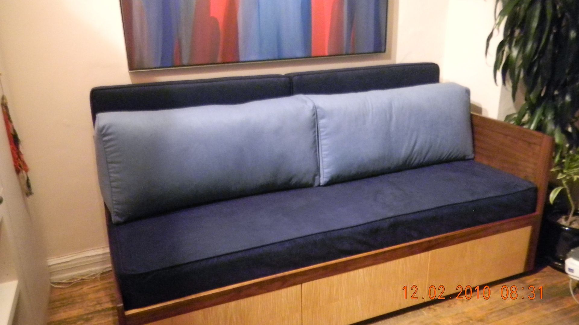 daybed sofa cover at costco hand crafted custom cushions and pillows for with