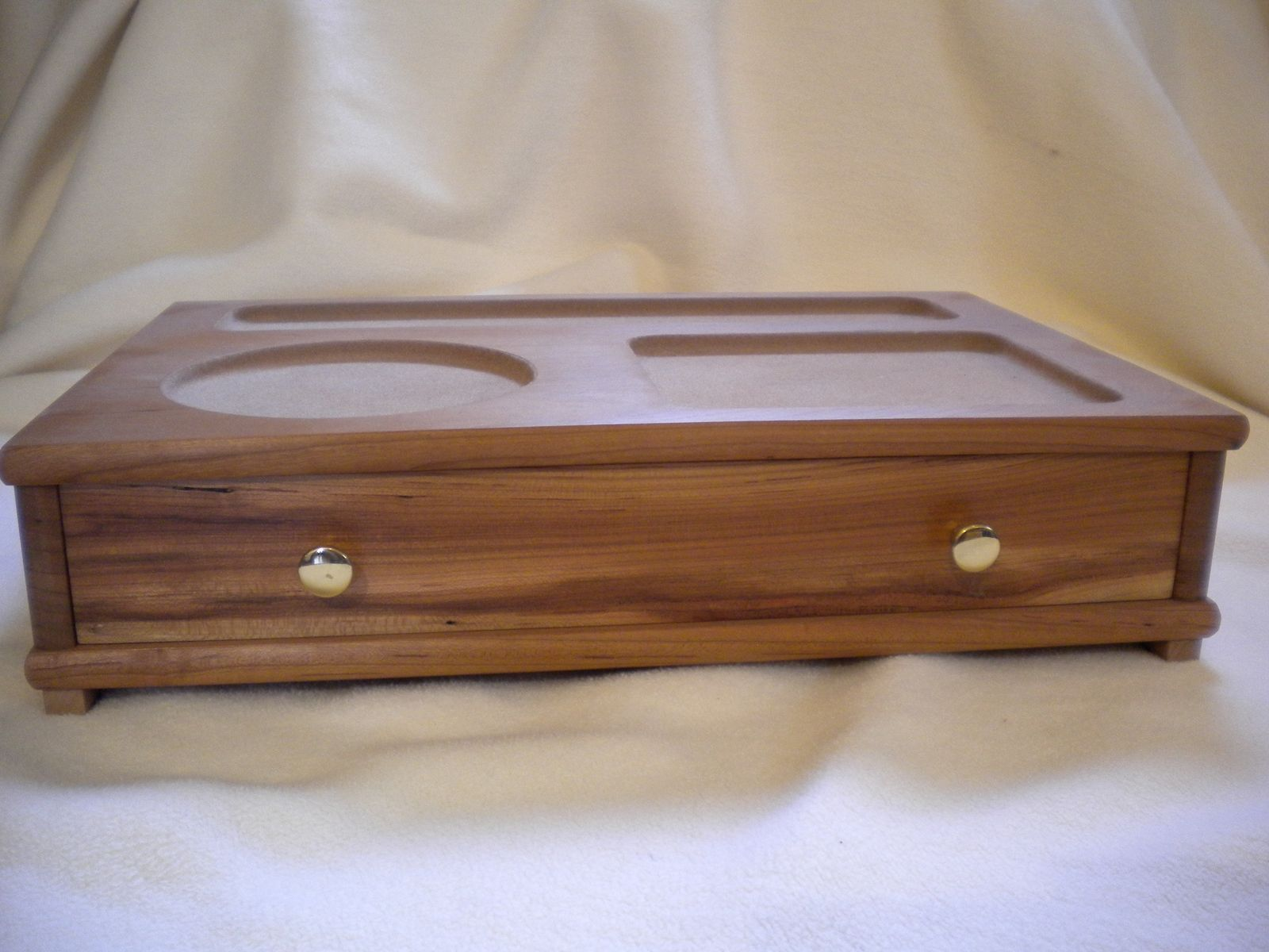 Handmade Dresser Top Valet Or Desk Organizer by Oregon