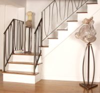 Hand Crafted Anahata Stair Railing by Eric David Laxman ...