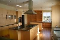 Handmade Modern Maple Kitchen by Gardner Woodworking Inc ...