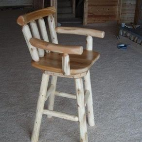 zac swivel chair potty fisher price custom bar stools | custommade.com