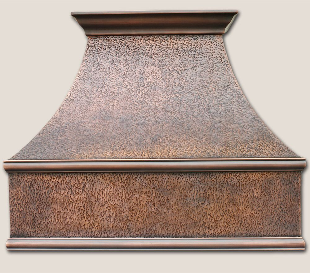 kitchen gifts for mom outdoor cabinets polymer buy a hand made traditional copper range hood 48