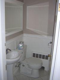Custom Small Bathroom Remodel by Wooden Hammer Llc ...
