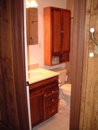 Handmade Custom Bathroom Vanity And Wall Cabinet [Bs] by ...