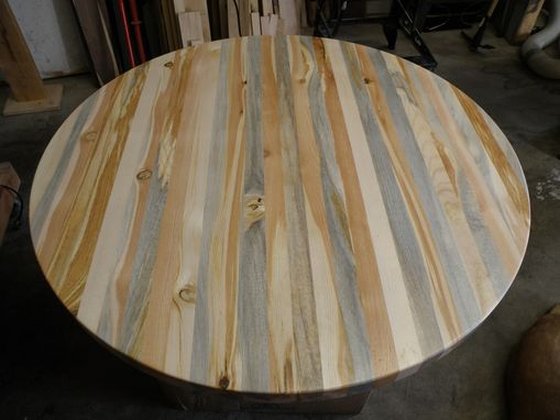 Custom Beetle Kill Pine Table by Wood Wise Productions  CustomMadecom