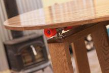 Custom 5' Cupping Table-skateboard Lazy Susan