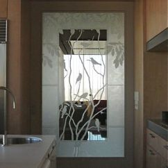 Farmhouse Kitchen Hardware Faucet Custom Residence - Door Between And Dining/living ...