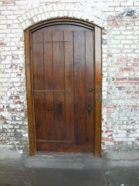 Hand Made Impressive Old World Country Door by Virginia ...