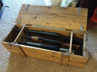 Wood Gun Cabinet Kits - Veterinariancolleges