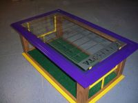Custom Nfl Coffee Table by Woods-By-Designs | CustomMade.com