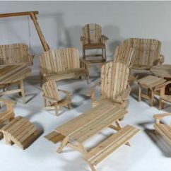 Handmade Wooden Chairs Frank Lloyd Wright Chair Designs Custom Adirondack Custommade Com Cedar Furniture By Keith Mcneil