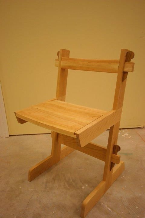 children s living room chairs wheelchair woman custom knock down chair by dovetail furniture company | custommade.com