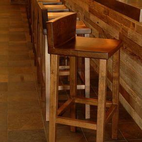 wood stool chair design tri fold beach custom bar stools custommade com alder by frank crescente