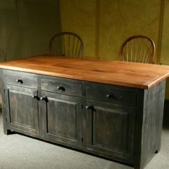 60 Kitchen Island Buy Modern Cabinets Hand Crafted Rustic Barn Wood By ...