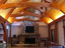 Handmade Lafrack Timber Frame Vicco Von Voss Furniture