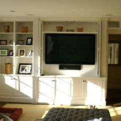 Living Room Built In Wall Units How To Decorate With Fireplace Custom Made Tv Unit By Tom Sippel