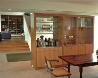 Custom A Room Divider In Rift White Oak by Steepleview ...