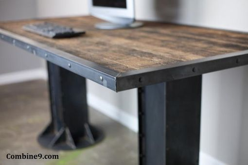 Buy A Custom Made SitStand Desk Adjustable Height Sit