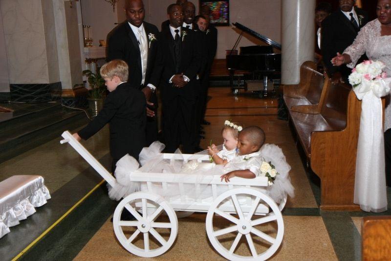 Wedding Wagons For Babies