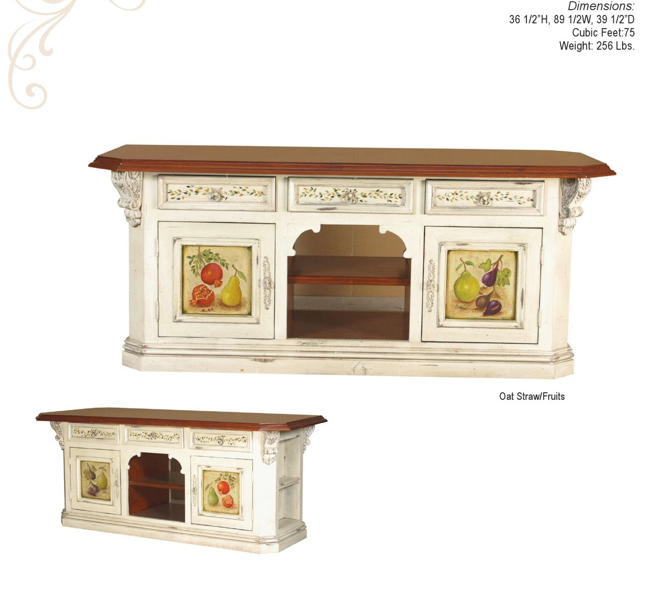 french country kitchen island prefab outdoor handmade style by ttt llc