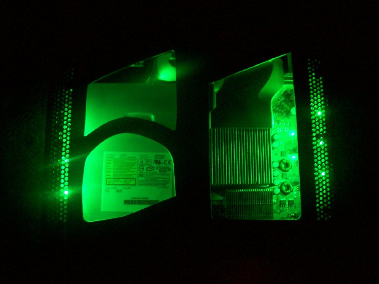 Handmade Custom Xbox 360 Console by CUSTOMNESGUY video
