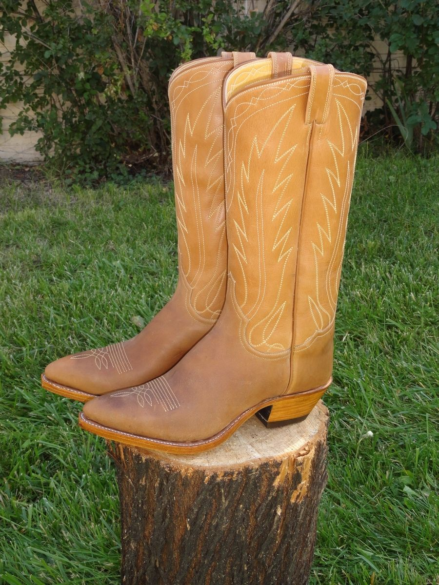 Handmade Working Cowboy Boots By Ghost Rider Boots