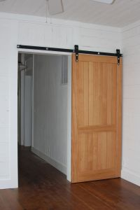 Custom Doug Fir Interior Door by Chesapeake Cabinet And ...