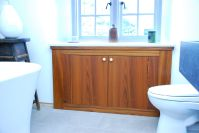 Hand Crafted Teak Bathroom Storage Cabinet by Furniture By ...