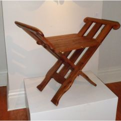 Chair Japanese Design Rental Utah Custom Medieval Folding By Hans Droog Custommade